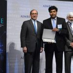 Seal inducted to Biomedical Engineering College of Fellows