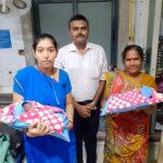 UCF Alumni on A mission to Create 300 Female Community Health Ambassadors in India (while providing livelihoods to female artisans)
