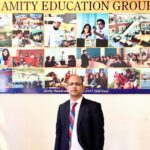 Congratulations to Dr. Singh, postdoc from Seal research group joined  as Associate Professor in the Department of Biotechnology at Amity University Chhattisgarh, Raipur. India