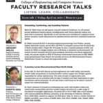 CECS Faculty seminar by Dr. Seal.