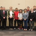 Students win at Graduate Research Forum