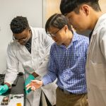 UCF Researchers Make Super Stretchable E-Material Using Kirigami, Nanotechnology