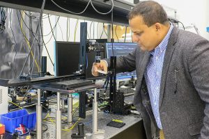 UCF, imec Developing Sensor to Detect Fires Remotely