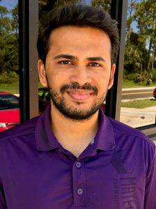 MSE Student received the UCF Graduate Dean's Dissertation Completion Fellowship