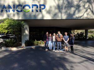 UCF Chapter of AVS visits ANCORP