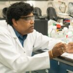 Engineer Named National Fellow for Work in Materials Science