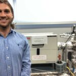 Graduate Student Corbin G. Feit,  from Banerjee Group, received the SVC Foundation scholarship