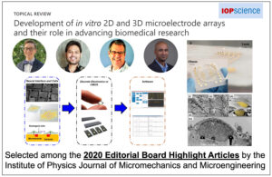 Congratulations! Dr. Rajaraman's paper made the Highlights of 2020